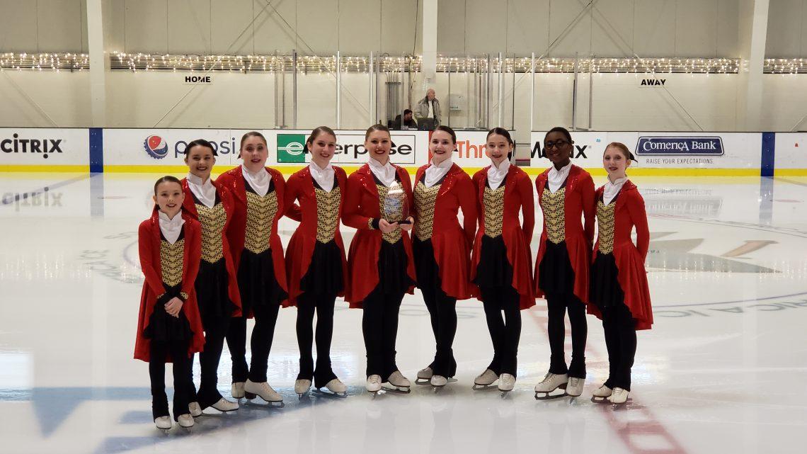 synchro skaters
