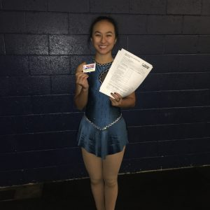 Courtney Hoang: Senior Free Skate