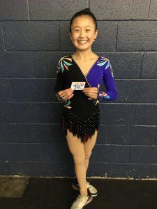 Julia Tang: Juvenile Free Skate